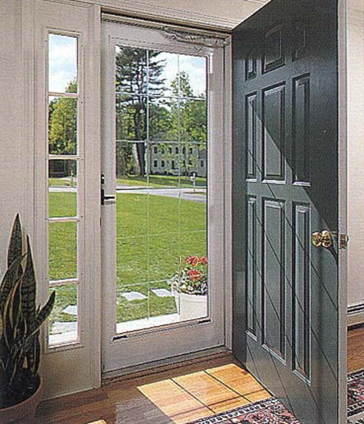 Doors galore and more is your source in making your home beautiful - Storm door images ...